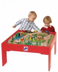Woodyland Игрална маса за дървени влакчета (90055)
