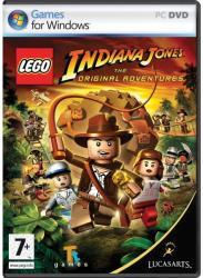 LucasArts LEGO Indiana Jones The Original Adventures (PC)