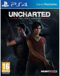 Sony Uncharted The Lost Legacy (PS4)