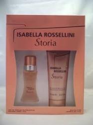 isabella rossellini : Storia női parfüm 15ml edp + tusfürdő szett csomag