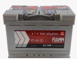 FIAMM Titanium Pro 70Ah 640A