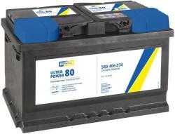 Cartechnic Starter Ultra Power 80Ah 740A