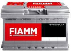 FIAMM Titanium 50Ah 520A
