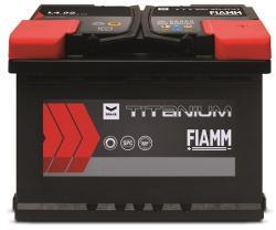 FIAMM Black Titanium 70Ah 540A