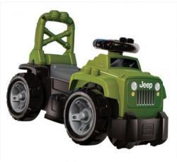 Mega Bloks Ride-on kisautó 3 az 1-ben Jeep