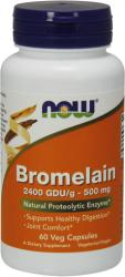 NOW Bromelain 500mg kapszula 60db