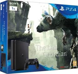 Sony PlayStation 4 Slim Jet Black 1TB (PS4 Slim 1TB) + The Last Guardian
