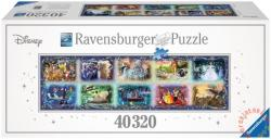 Ravensburger Panoráma puzzle - Felejthetetlen Disney pillanatok 40320 db-os (17826)