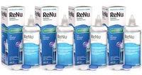 Bausch & Lomb ReNu MultiPlus ® Multi-Purpose 4 x 360 ml cu suporturi