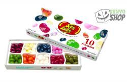 Jelly Belly Ajándékdoboz 10-féle ízzel 125g