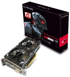 SAPPHIRE Radeon RX 460 2G GDDR5 128bit (11257-10-20G)