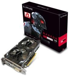 SAPPHIRE Radeon RX 460 2G GDDR5 128bit PCIe (11257-10-20G)