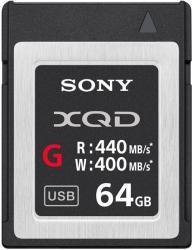 Sony XQD G 64GB QDG64E