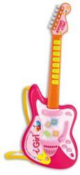 Bontempi Elektromos rock gitár - rózsaszín (GE6871)