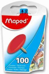 Maped Rajzszeg, 100 db-os, MAPED, színes (IMA310011) - webpapir