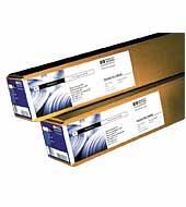 HP C3869A Pausz, tekercses, 610 mm x 45, 7 m, 90 g, HP (LHPC3869A) - webpapir