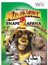 Activision Madagascar Escape 2 Africa (Wii)
