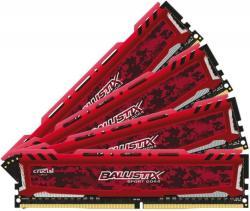Crucial Ballistix Sport 16GB DDR4 2400MHz BLS4C4G4D240FSE