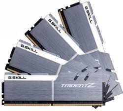 G.SKILL Trident Z 32GB (4x8GB) DDR4 3300MHz F4-3300C16Q-32GTZSW