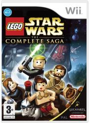 LucasArts LEGO Star Wars The Complete Saga (Wii)
