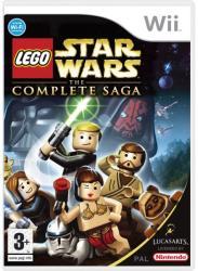 LucasArts LEGO Star Wars The Complete Saga (Wii)