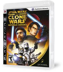 LucasArts Star Wars The Clone Wars Republic Heroes (PS3)