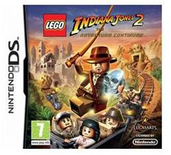 LucasArts LEGO Indiana Jones 2 The Adventure Continues (Nintendo DS)