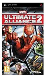 Activision Marvel Ultimate Alliance 2 (PSP)