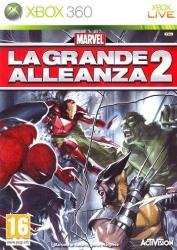 Activision Marvel Ultimate Alliance 2 (Xbox 360)