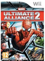 Activision Marvel Ultimate Alliance 2 (Wii)