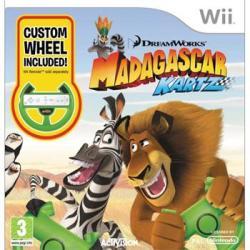 Activision Madagascar Kartz (Wii)