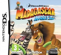 Activision Madagascar Kartz (Nintendo DS)