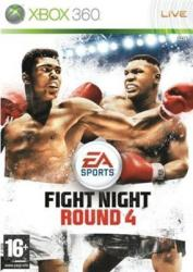 Electronic Arts Fight Night Round 4 (Xbox 360)