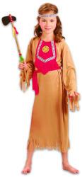 Boland Indián lány jelmez - M-es méret (BOL86492-5)