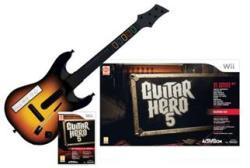 Activision Guitar Hero 5 (Wii)