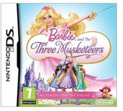 Activision Barbie and the Three Musketeers (Nintendo DS)
