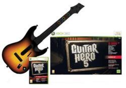 Activision Guitar Hero 5 [Guitar Bundle] (Xbox 360)