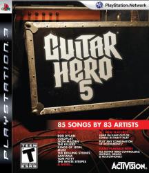 Activision Guitar Hero 5 (PS3)