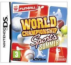 Activision World Championship Sports Summer (Nintendo DS)