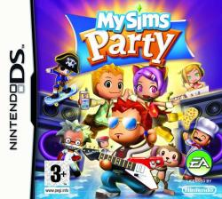 Electronic Arts MySims Party (NDS)