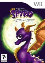 Sierra The Legend of Spyro The Eternal Night (Wii)