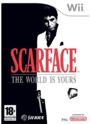 Sierra Scarface The World is Yours (Wii)