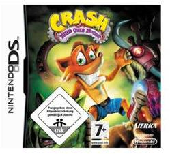 Activision Crash Mind Over Mutant (Nintendo DS)