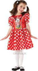 Rubies Minnie egér, vörös jelmez - M-es méret (883859M)