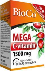 BioCo MEGA Vitamin C 1500 mg (100 tab. )