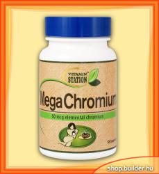 Vitamin Station Mega Chromium (100 caps. )