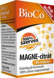 BioCo MAGNE-citrate+Vitamin B6 (90 tab. )