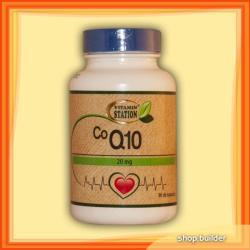 Vitamin Station Coenzyme Q10 (90 caps. )
