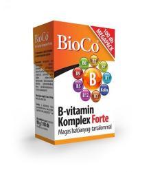 BioCo Vitamin B-Complex Forte (100 tab. )