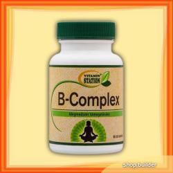 Vitamin Station B-Complex (60 tab. )
